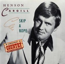 HENSON CARGILL : SKIP A ROPE / CD - TOP-ZUSTAND