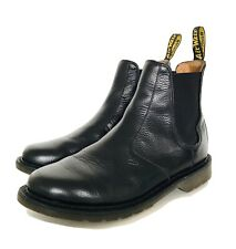 Dr. Martens Victor Blk Leather Chelsea Boots, UK8.