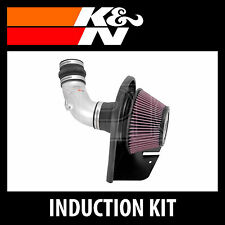 K&N 69 Series Typhoon Intake Kit - Fits Ford Focus ST 2.0L 2013 2014 - 69-3518TS