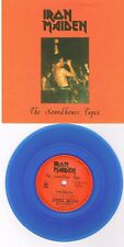 "IRON MAIDEN - THE SOUNDHOUSE TAPES (ROK1) LTD BLUE VINYL 2019 7"" SINGLE"