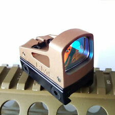 RMS Reflex Red Dot Sight 3.25 MOA Mini Red Dot Scope with Vented Mount & Spacer