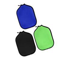 3pcs Neoprene Pickleball Paddle / Racket Cover Case Protective Sleeve