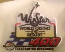 Texas Motor Speedway NASCAR Indy Style Racing Embroidered Patch New Collectible