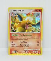 Charizard Holo Pokemon Card Original Arceus Set Collection 1/99 Cracked Ice Foil
