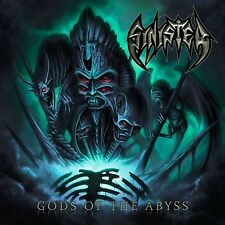 SINISTER - Gods Of The Abyss - 4-Track-CD - 164160