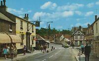 Sussex Postcard - Storrington High Street    RS21919