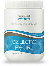 ATV Natural LOOK Azulene Pearl Wax 1kg Strip Wax