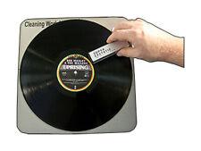 Professional Cleaning  Work Mat Schallplattenreinigung Unterlage auch für CD´s