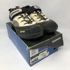 SHIMANO SH-M037W Women's ATB & Spinning Shoes EU 42 US 8.5 Beige NOS MSRP $80