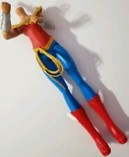 """DC SUPERHERO GIRLS ACTION DOLL WONDER WOMAN 12"""" TALKING BODY ONLY FOR OOAK"""