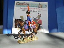 SOLDAT NAPOLEON DEL PRADO N° 96 CAVALIER OFFICIER PANDOUR DE DALMATIE  1810-1814