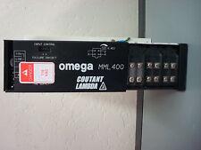 OMEGA MML400 Power Supply (Used)
