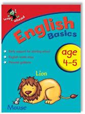 Learn English Basics age 4-5 - New Book
