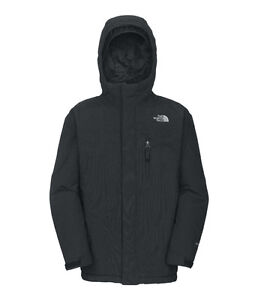The North Face Giacca Invernale Boys Isolato Magmatic Jkt, Erl 116, Black