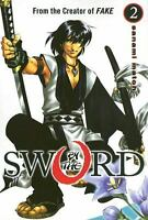 By the Sword Hardcover Sanami Matoh