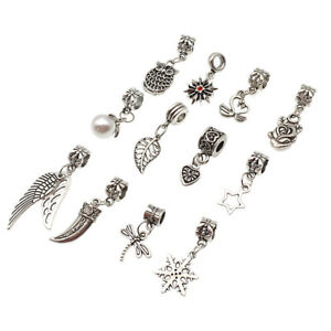 12x Alloy Dreadlock Hair Beads Tibetan Decoration Hair Braid Jewelry Accessories