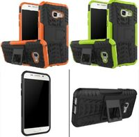 Cool Heavy Duty Rugged Hybrid Shockproof Stand Armor Case Cover For Sony &Iphone