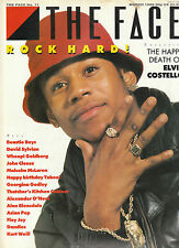 THE FACE #71 March 1986 LL COOL J Elvis Costello URSULA WALLIS Whoopi Goldberg