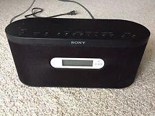 Sony Air-SA10 Wireless Speaker System LCD Clock / No Transceiver