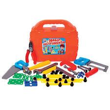 Werkzeugkoffer Spiel-Set Kleiner Handwerker Werkzeugkasten Werkzeugkiste