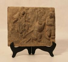 Chinese Tomb Pottery Tile Probably Sung Dynasty Chait Auction