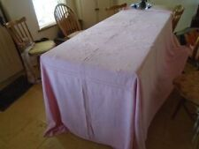 Irish Embroidery Table Linens Antique Linens