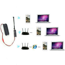 MiniDIY Module Wifi IP Wireless Spy Hidden DVR IP Motion Detection Invisible Cam