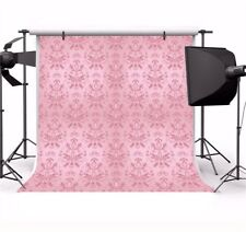 Studio Abstract Damask Flower 10x10ft Backgrounds Vinyl Photography Backdrops