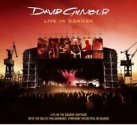 DAVID GILMOUR - LIVE IN GDANSK (2-DVD DELUXE EDITION) [DIGIPAK] NEW CD