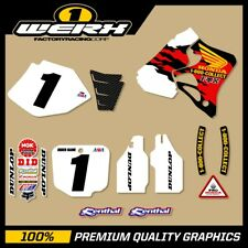 HONDA CR125 1991-2007 CR250 1990-2007 CR500 1991-2001 HONDA MCGRATH 96 GRAPHICS
