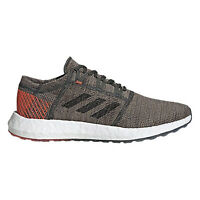 ADIDAS PUREBOOST GO Mens Casual Boost Running Shoes - Brown / Orange - Size 8