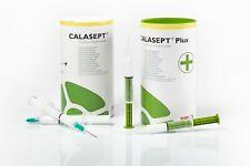 Calasept Calcium Hydroxide Large Kit 4 x 1.5ml Syringes 20 Paste Needles 1230100