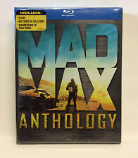 MAD MAX ANTHOLOGY - COFANETTO BLU RAY
