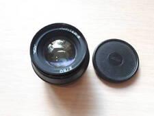 Jupiter 8 m39 f/2 50mm BLACK RARE EXPORT for Leica Sony NEX Zorki FED NEW STOCK!