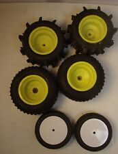 RC Sand Paddle Tires Proline w/ Rims 9mm 11mm Vintage Losi, Associated Fast Ship