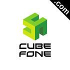 CUBEFONE.com 8 Letter Short  Catchy Brandable Premium Domain Name for Sale