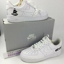 ComplexCon 2018 Nike Air Force 1 EBAY Joshua Vides OOAK Sneakers M9 W 10.5 AF1