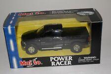 Maisto Power Racer Diecast Metal RAM 1500 Pickup Truck 1/33 Scale, Boxed Lot B