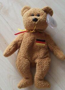 Ty Beanie Babies - Germania - Teddy - unbespielt