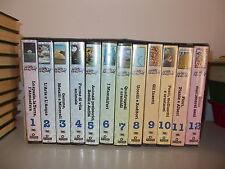DIMMI PERCHE' - 12 VHS - VIDEO ENCICLOPEDIA PER RAGAZZI - PANARECORD