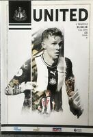 NEWCASTLE UNITED V WATFORD 2019/20