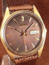 Vintage SEIKO QUARTZ SQ 5Y23-8A19 Spanish/ English Watch