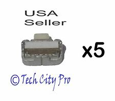 Lot of 5 Samsung Galaxy S S2 S3 Power Volume Switch Button 4mm