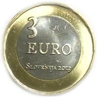 3 Euro Slovénie 2013 Révolte de Tolmin