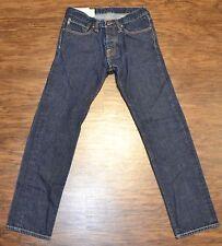 Abercrombie & Fitch  28 x 30 Men's Blue Jeans Denim Rollins Low Rise Skinny