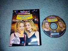 You're Invited to Mary-Kate & Ashley's School Dance Party DVD *RARE oop