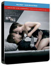 Pelicula Sony (Universal) Blu-ray cincuenta sombras liberadas (BD DVD Ex...