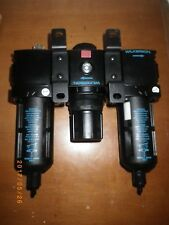 Wilkerson R18-03-F000 Filter F18-03-SK0 Regulator Lubricator Combination Gauge