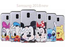 Funda Carcasa Suave Silicona Case Para Samsung J3 J6 J7 J2 Pro A6 A8 Plus (2018)
