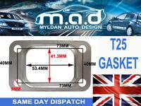 T25 T28 GT25 GT28 GT2876 Turbo Turbine Exhaust Inlet Manifold Flange Gasket 304